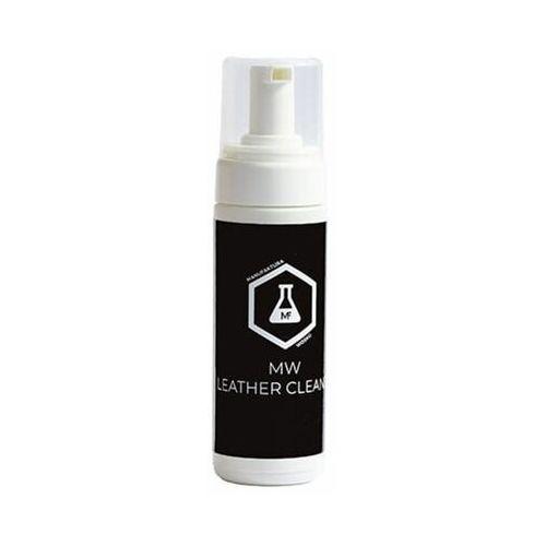 Środki do pielęgnacji skóry, Leather Cleaner Manufaktura wosku 150ml - pianka do czyszczenia skór