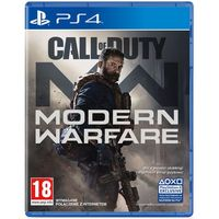 Gry na PS4, Call of Duty Modern Warfare (PS4)