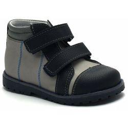 Dziecięce buty profilaktyczne Kornecki OR 05 Szare