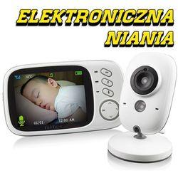 Elektroniczna Niania VB603 VOX Temperatura i Tryb Nocny