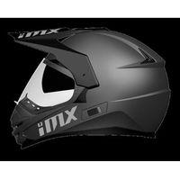 Kaski motocyklowe, Imx kask off-road mxt-01 pinlock ready matt black