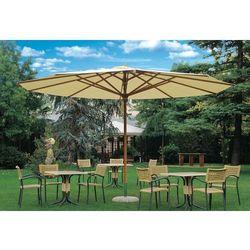 Parasol ogrodowy Palladio Teleskopic Delux średnica 500 cm made in Italy