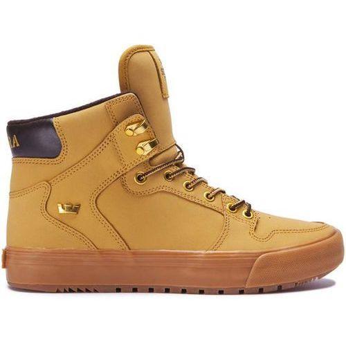 Obuwie sportowe dla mężczyzn, buty SUPRA - Vaider Cw Amber Gold-Light Gum (715) rozmiar: 42.5