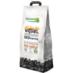 BIONATURO 2,2kg Węgiel drzewny Ekologiczny
