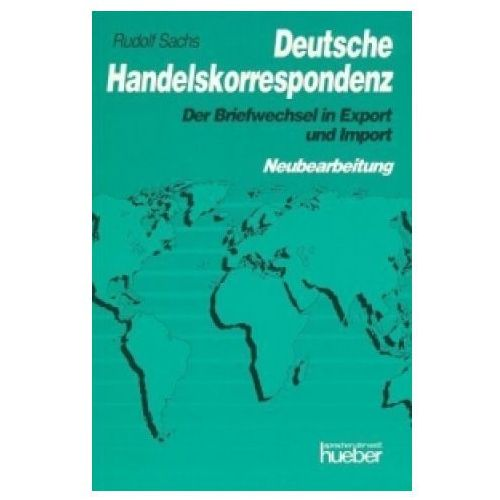 Książki do nauki języka, Deutsche handelskorrespondenz neu... op.m (opr. miękka)