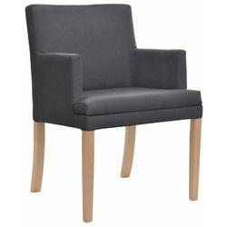 Fotel tapicerowany Toruń Wąski 84 cm