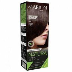 Marion Farba do włosów Natura Styl nr 623 czekoladowy - Marion OD 24,99zł DARMOWA DOSTAWA KIOSK RUCHU