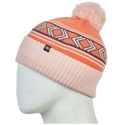 czapka zimowa 686 - Chalet Pom Beanie Dusty Pink (DSPK)