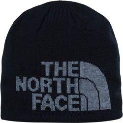 The North Face czapka zimowa Highline Beanie TNF Black/TNF Medium Grey Heather OS - BEZPŁATNY ODBIÓR: WROCŁAW!