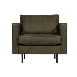Be Pure Klasyczny fotel RODEO zielony 800888-A