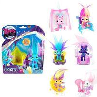Figurki i postacie, Magia Elfów figurki z akcesoriami Crystal Zelfs - Epee DARMOWA DOSTAWA KIOSK RUCHU