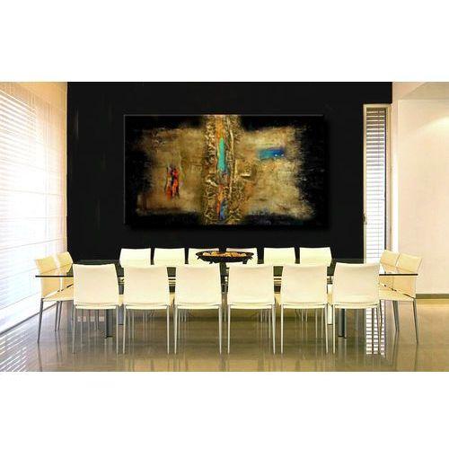 """Obrazy, Nowoczesne obrazy na ścianę - obraz """"złoto i akcenty"""""""