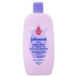 Johnson&Johnson Baby Bedtime Płyn do kąpieli lawenodwy na dobranoc 500ml