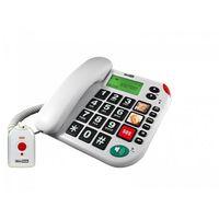 Telefony stacjonarne, KXT 481 SOS TELEFON PRZEWODOWY + PILOT SOS