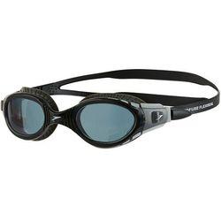 speedo Futura Biofuse Flexiseal Okulary pływackie szary/czarny 2019 Okulary do pływania Przy złożeniu zamówienia do godziny 16 ( od Pon. do Pt., wszystkie metody płatności z wyjątkiem przelewu bankowego), wysyłka odbędzie się tego samego dnia.