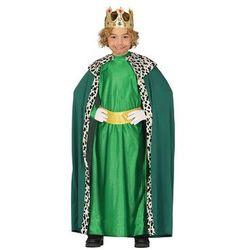 Kostium Król zielony dla chłopca - 5-6 lat
