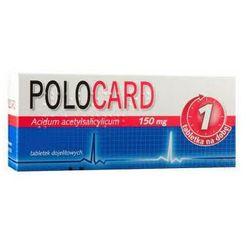 POLOCARD 0,15 x 30 tabletek