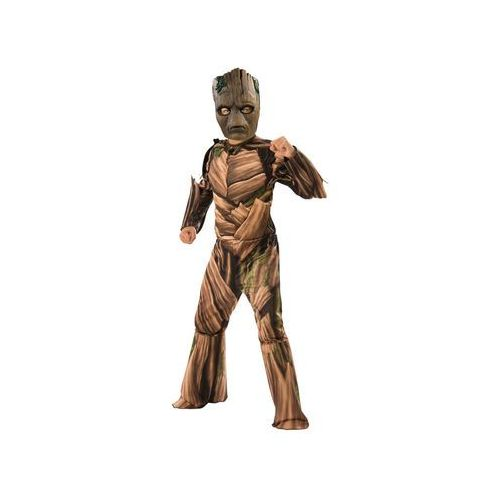 Przebrania dziecięce, Kostium Groot Deluxe dla chłopca - Roz. S