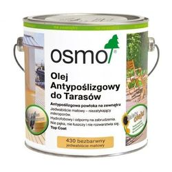 OSMO 430 - Antypoślizgowy Olej do Tarasów - 0,75 L
