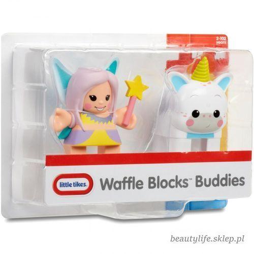 Figurki i postacie, Waffle Blocks figurka Wróżka i Jednorożec