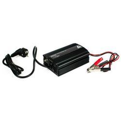 Ładowarka sieciowa 12 V do akumulatorów BC-10 10A (230V/12V) 3 stopnie ładowania