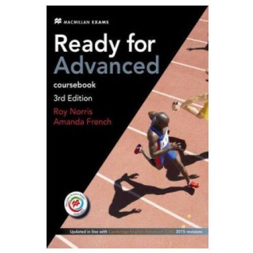 Książki medyczne, Ready for Advanced Students Book without key with Online Audio (opr. twarda)