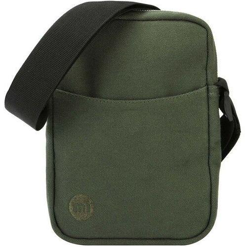 Torby i walizki, torba podróżna MI-PAC - Flight Bag Canvas Deep Green (S13)