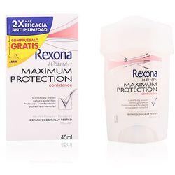 REXONA Women Maximum Protection Confidence kremowy antyperspirant 45 ml