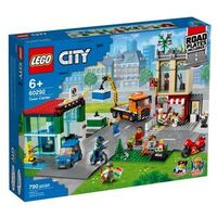 Klocki dla dzieci, Lego CITY Centrum miasta town centre 60292