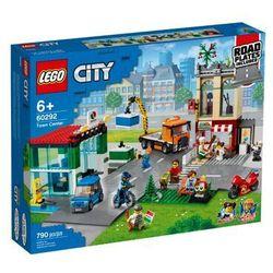 Lego CITY Centrum miasta town centre 60292