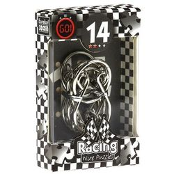 Łamigłówka druciana Racing nr 14 - poziom 2/4 G3