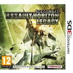 Ace Combat Assault Horizon Legacy + - Nintendo 3DS - Symulator