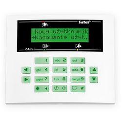 CA-5 KLCD-S Manipulator LCD (typ L; zielone podświetlenie) Satel