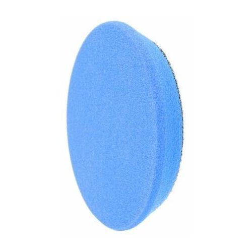 Gąbki samochodowe, RRC PRO 80mm niebieska twarda gąbka polerska