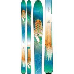 K2 TALKBACK 82 ECOre - narty skitour bez wiązań R. 167 cm