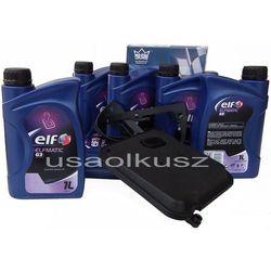 Filtr oraz olej ELF G3 automatycznej skrzyni biegów Chrysler 300C V6