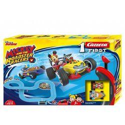 FIRST Mickey Roadstar Racers - Carrera. DARMOWA DOSTAWA DO KIOSKU RUCHU OD 24,99ZŁ