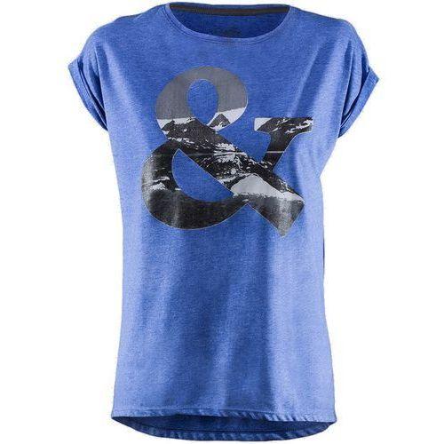 T-shirty damskie, DAMSKA KOSZULKA OUTHORN TOL16 TSD614 CHABROWY S
