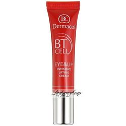Dermacol BT Cell Eye&Lip Intensive Lifting Cream krem pod oczy 15 ml dla kobiet