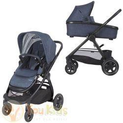 Od YouKids Adorra Maxi-Cosi 2w1 wózek głęboko-spacerowy z gondolą Oria nomad blue