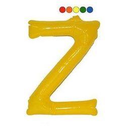 Dmuchaniec litera Z - 35 cm - 1 szt.