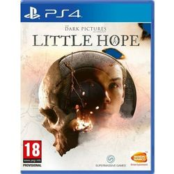 The Dark Pictures Anthology Little Hope (PS4)