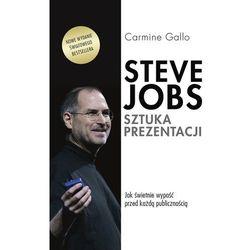 Steve Jobs: Sztuka prezentacji (opr. twarda)