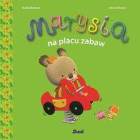 Książki dla dzieci, Marysia na placu zabaw - Nadia Berkane (opr. miękka)