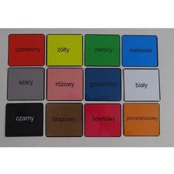 Kolory - piktogramy
