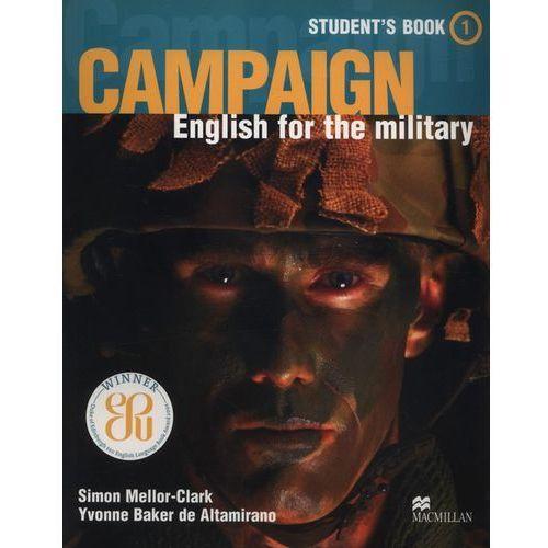 Książki do nauki języka, Campaign 1 SB (opr. miękka)