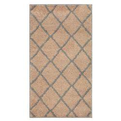 Dywan shaggy LUMI różowy 80 x 150 cm
