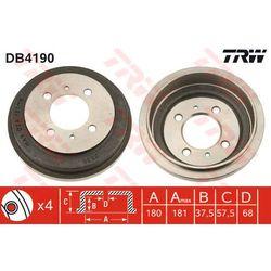 BĘBEN HAM TRW DB4190 NISSAN ALMERA I 1.4, 1.6, 2.0D 95-00, SUNNY 1.4 90-95, 1.6 90-94