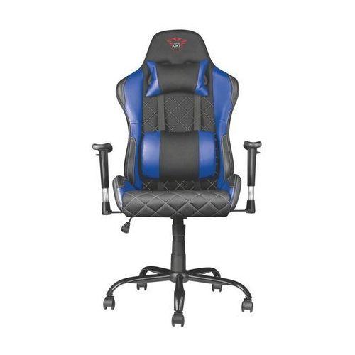 Fotele dla graczy, Trust GXT 707R Resto Fotel gamingowy - niebieski