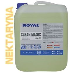 Płyn do mycia i dezynfekcji Clean Magic 5 l Royal